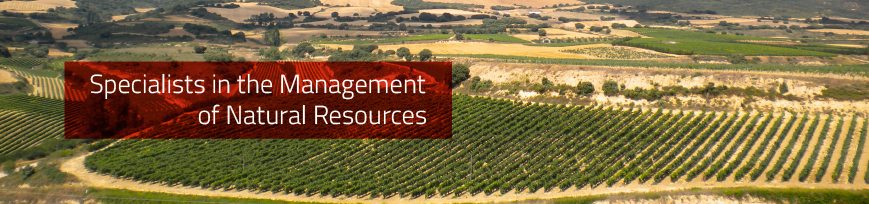 Specialists in the Management of Natural Resources