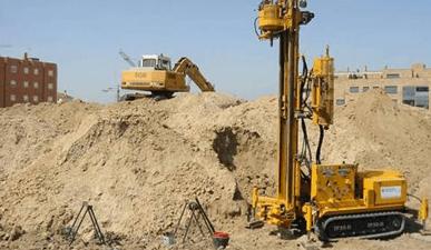 Estudios medioambientales - Investigación de suelos