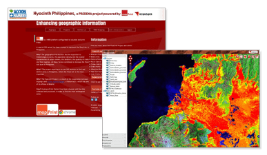 Sistemas de información geográfica - Servidores de mapas 2