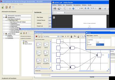Sistemas de información geográfica - Desarrollo de herramientas y aplicaciones