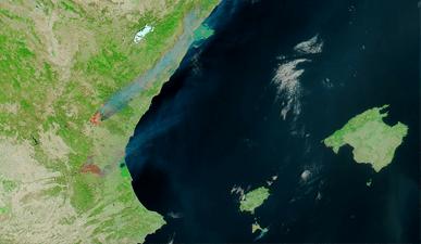 Teledetección - Imágenes de satélite a diferentes resoluciones 1