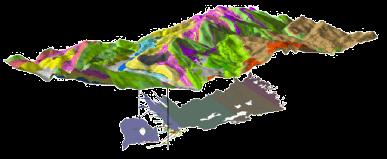 Minería y Geología - Modelado 3D de antigua mina