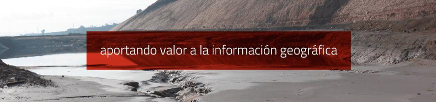 Aportando valor a la información geográfica - Argongra